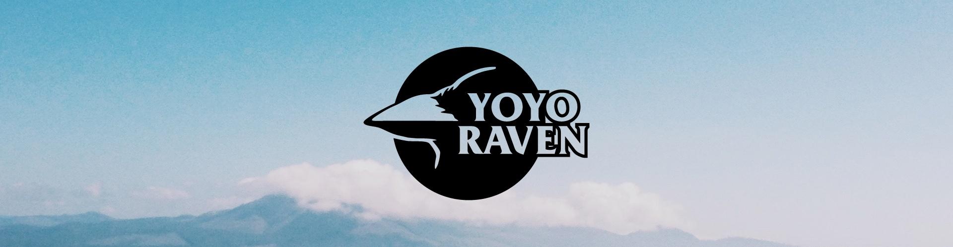 YoYoRaven Logo Slide