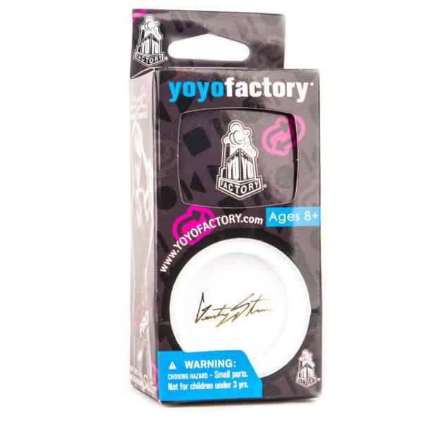 Yoyofactory Replay Pro - Fehér / Arany aláírás