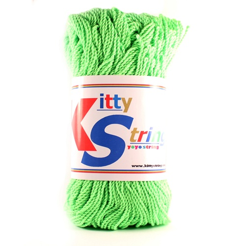 Kitty String Fat  - Lime Zöld