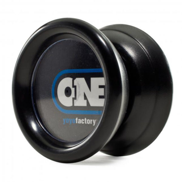 YoYoFactory One - Fekete