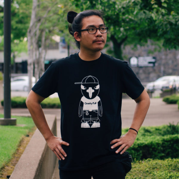 Kuro T-shirt - Paul Dang