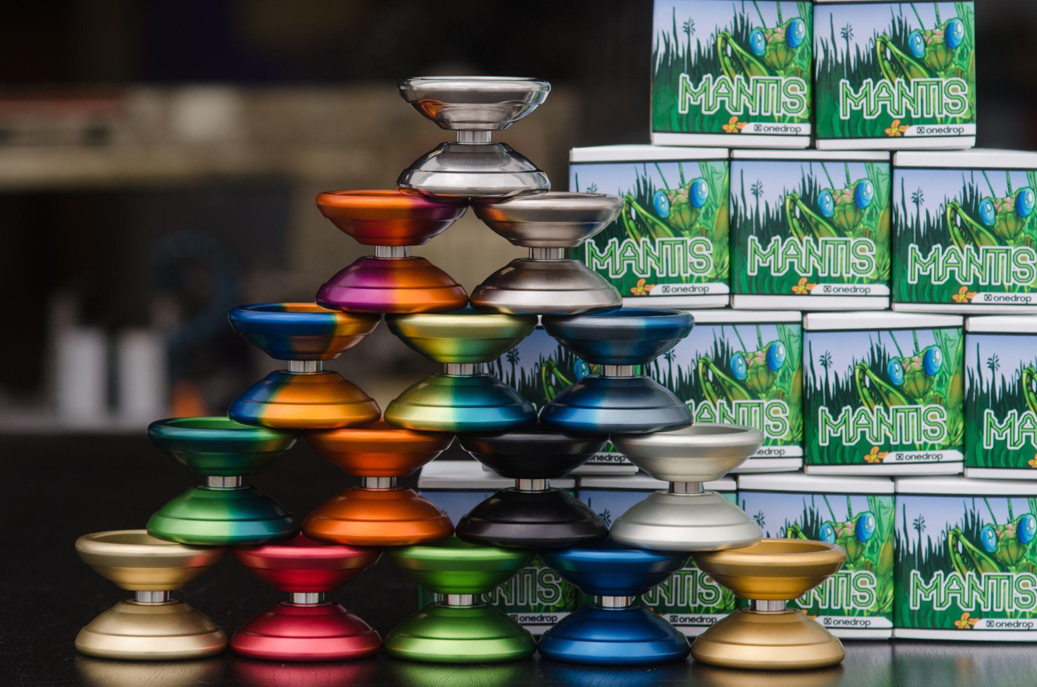 One Drop Mantis - Colorways